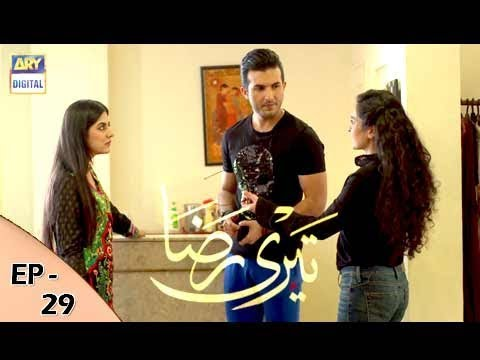 Teri Raza - Episode 29 - 18th January 2018 - ARY Digital Drama