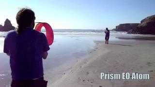 Fort Bragg Jug Handle Prism Kite Flying Atom Flip Triad, Tw/K&J thumbnail