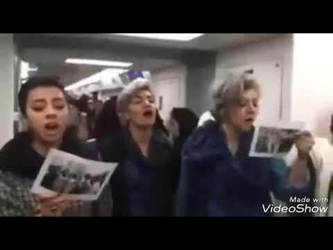 IRAN TEHRAN INTERNATIONAL WOMENS DAY 8 MARCH 2018