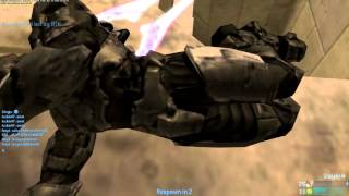 Project Cartographer - First Game -Halo 2 PC Gameplay
