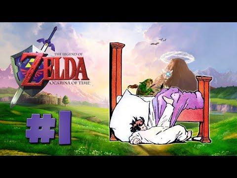 NAAST JE BED LIGGEN - Legend of Zelda: Ocarina of Time #1