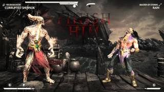MKX PC DLC MOD - Story Pack - Gameplay 1440p 60FPS