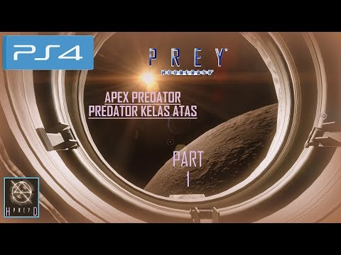 Prey: Mooncrash [PS4] Walkthrough Part 1 [Apex Predator] thumbnail