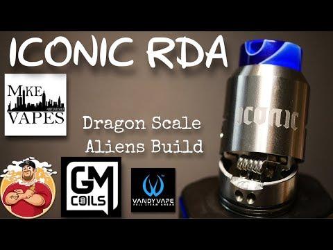Dragon Scale Coil Build