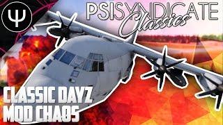 PsiSyndicate Classics — Episode 4 — Classic DayZ Mod Chaos!