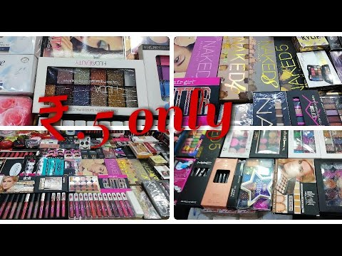 cheapest makeup market in mumbai|wholesale makeup|affordable