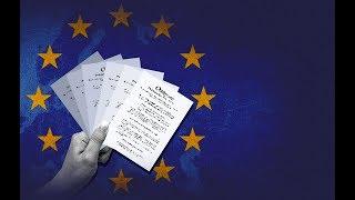 Europawahl: Das fordern die europäischen Parteien | ARTE Journal