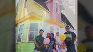 vuclip UP house indonesia, rumah unik film kartun UP (AFhouse)