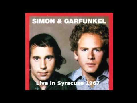 America, Simon & Garfunkel, Live in Syracuse 1967