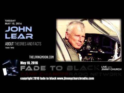 Ep. 452 FADE to BLACK Jimmy Church w/ John Lear: The Real John Lear P.2 LIVE