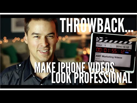 How to Make iPhone Videos That Look Professional Smartphone Video Production