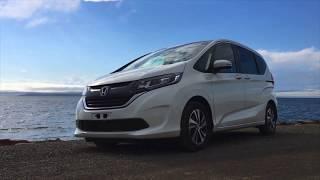 Лучший минивэн для путешествия в 2020 до 1000000 рублей, со спальным местом! Honda Freed+