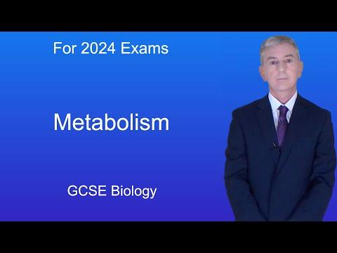 GCSE Biology (9-1) Metabolism