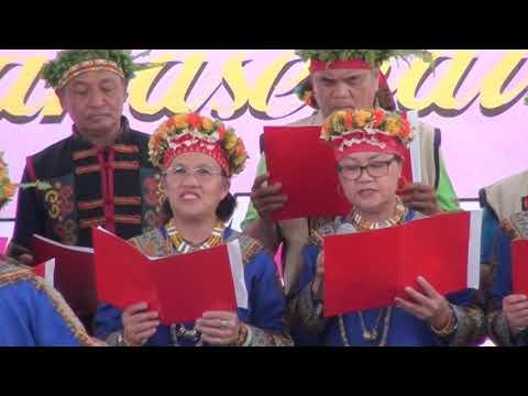 2019年第3屆屏東縣三地門鄉族語歌謠觀摩暨母親節表揚大會--德文長老教會 - YouTube