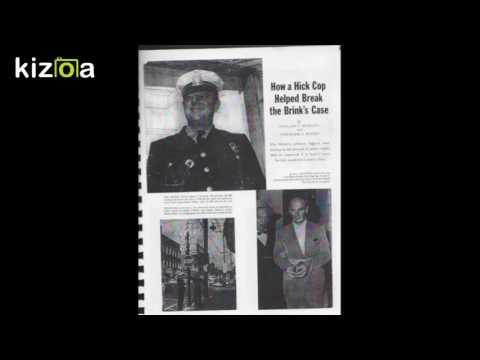 long Brinks Robbery video   1950