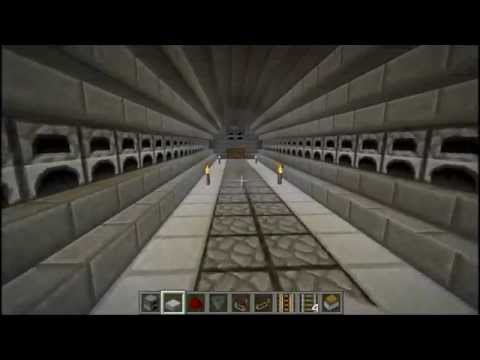 MavCast - Minecraft Automatic Furnace Room Tutorial