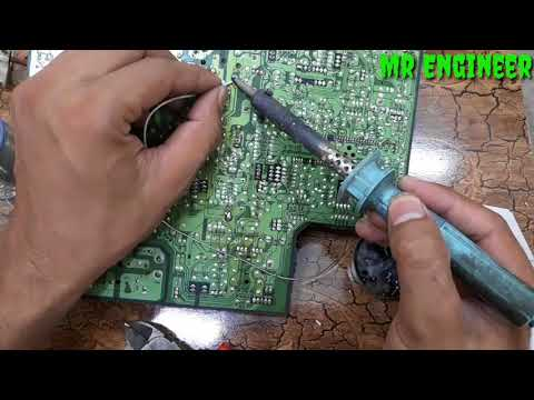 Soldering Iron Tutorial Tips And Tricks کاویے کو چلانا سیکھیں۔
