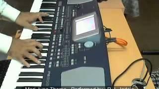 Meri Jung Piano Theme by R. I. Jadeja (Korg PA 500)