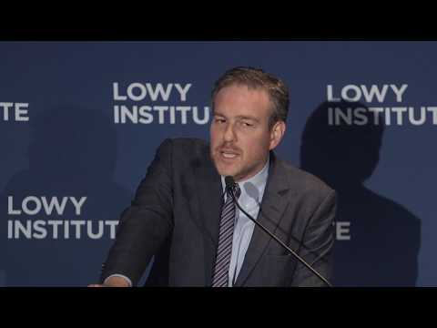 The 2017 Lowy Institute Media Award – Bret Stephens on the dying art of disagreement