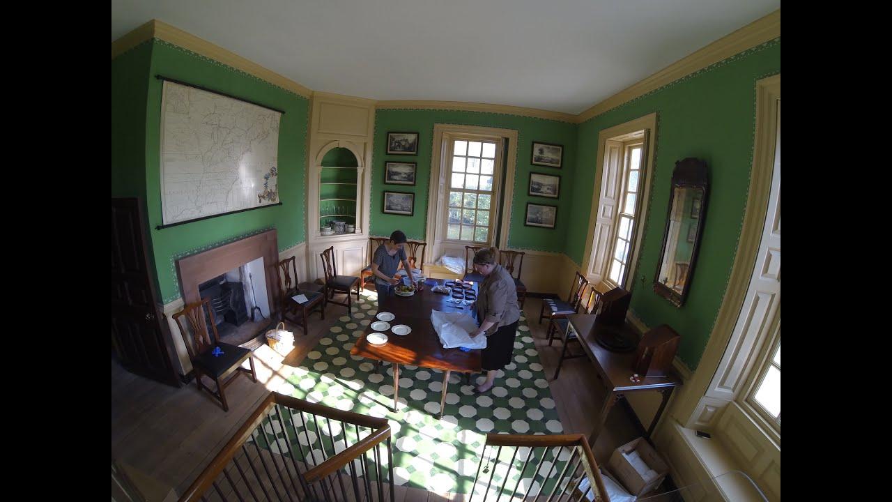 Colonial Escape Room