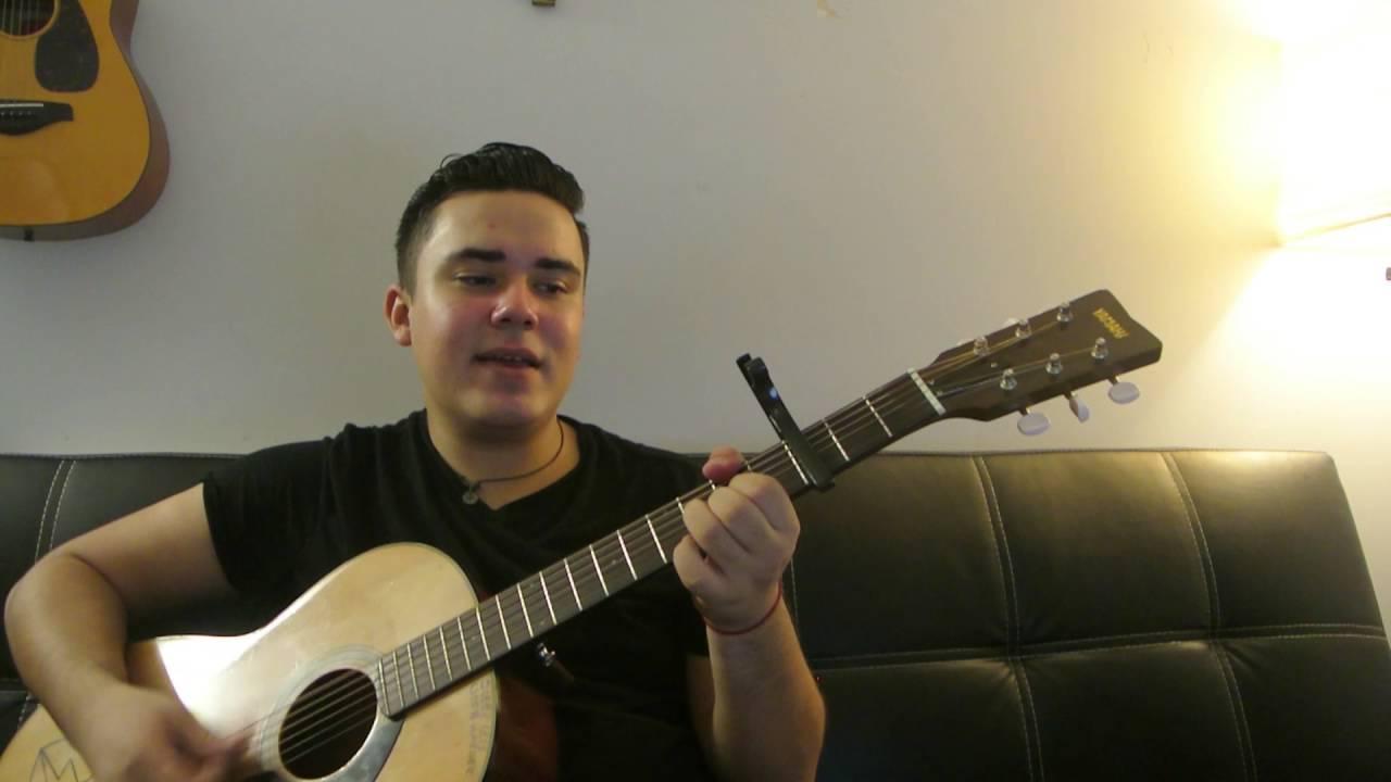 Ed Sheeran Be Like You How To Play Guitar Easy Guitar