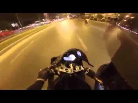 Begini jadinya kalau alay ketemu superbike