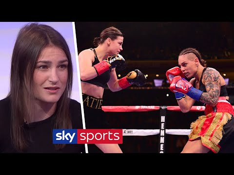 Katie Taylor reflects on her win over Rose Volante & analyses her potential future opponents