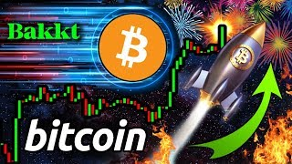 BREAKING: Bakkt BITCOIN Futures READY for LAUNCH!!! Institutional $BTC FOMO