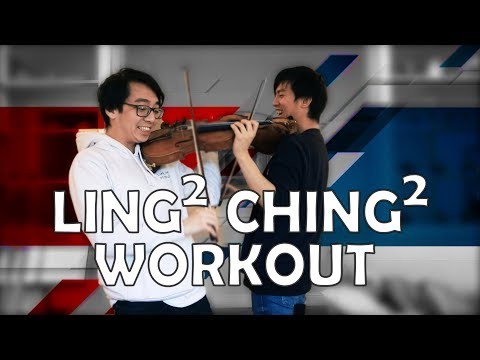 Ling Ling Ching Ching Workout