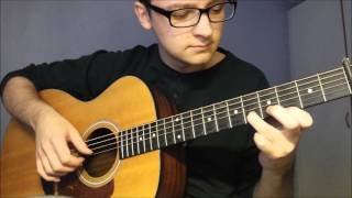 Cascada - Everytime we touch (Fingerstyle Guitar Cover #2)