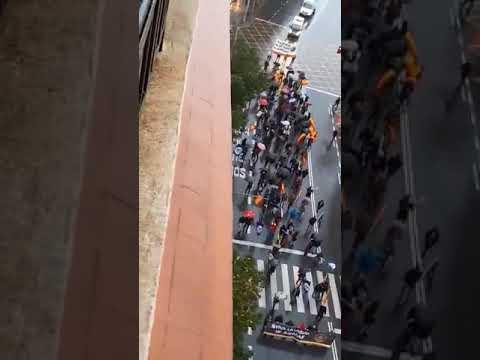 """Santander presa de movimientos """"fascistas"""""""