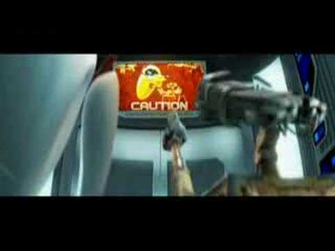 Wall E A Space Journey In Sound Youtube