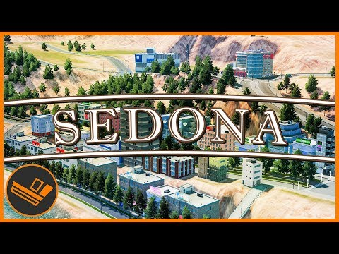 Sedona - Part 69 | CITY EXPANSION (Cities: Skylines)