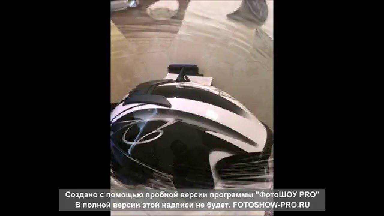 Как на шлем сделать ирокез 44