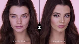 How To Get A Naturally Beautiful Date Look | Charlotte Tilbury