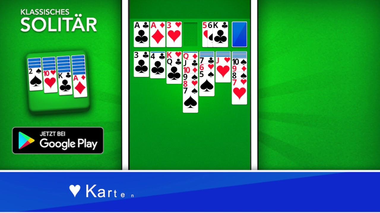 Solitär Kartenspiel