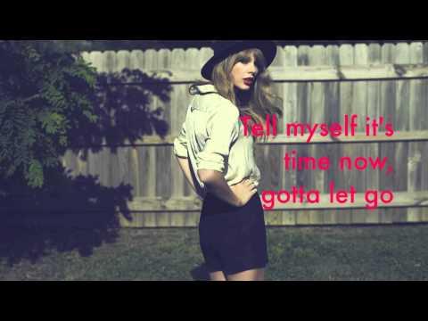 Red - Taylor Swift (Lyrics HD)