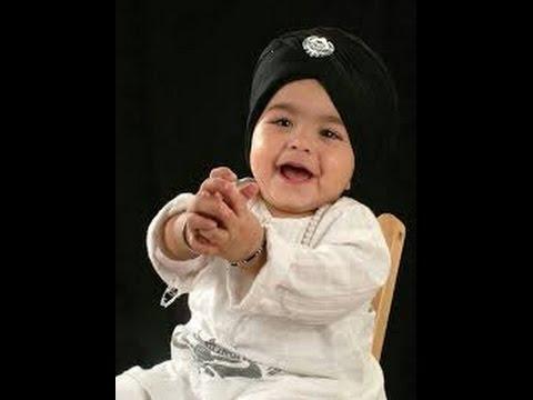Cute Punjabi Baby Girl Wallpaper Unique Sikh Baby Boy Names Youtube