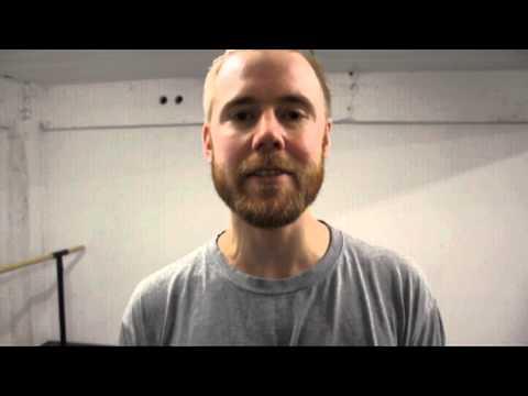 Jonas Nermyr at Hoofers Festival