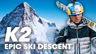 The First Descent of K2 on Skis with Andrzej Bargiel.