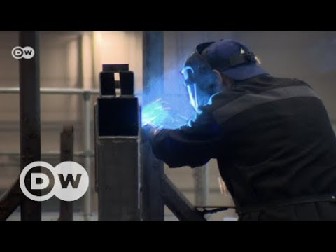 Solar power stations, made in Germany | DW English