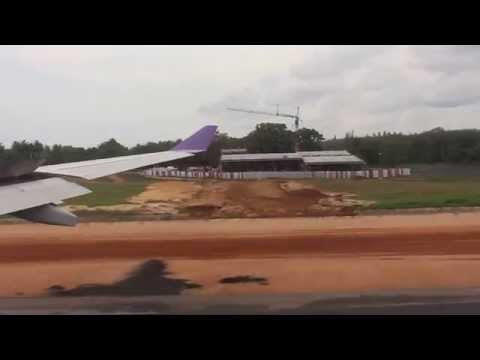 Arriving phuket airport