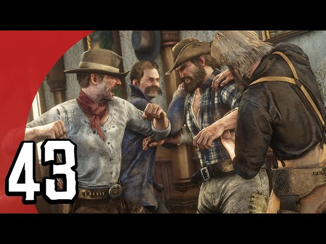 EAGLE FLIES (Red Dead Redemption 2 #43)