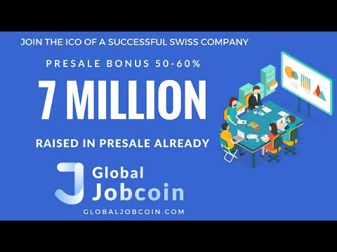 Global Jobcoin (GJC) | Blockchain Meets Employment Services