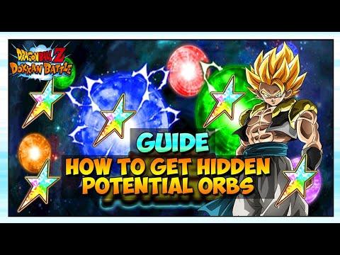 DOKKAN BATTLE GUIDE: HOW TO GET HIDDEN POTENTIAL ORBS!