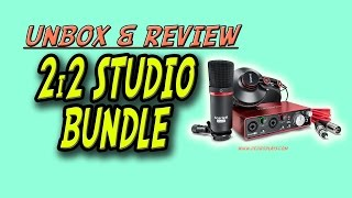focusrite scarlett 2i2 unboxing and review your key to better audio
