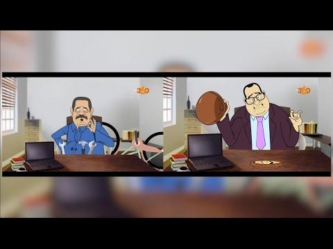 Brigad 36 et madrassa 36 Episode لشكر وشباط