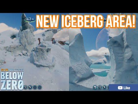 Subnautica Below Zero: New Iceberg Area!