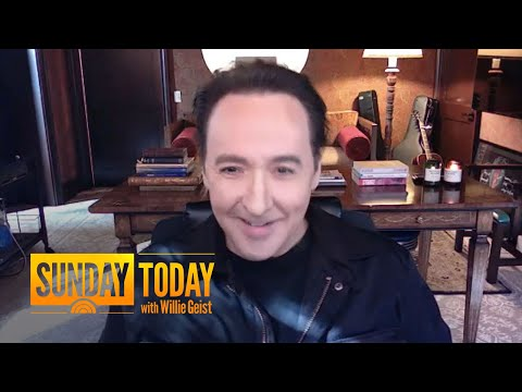 'Utopia' Star John Cusack On Playing Lovable Outsiders | Sunday TODAY