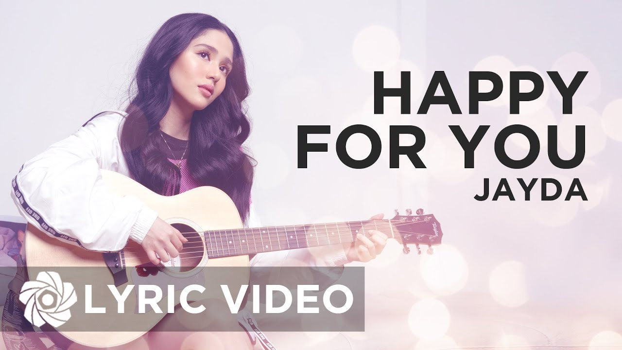Jayda - Happy For You (Official Lyric Video) | In My Room